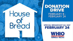 WHIO Radio raises over $4500 for House of Bread