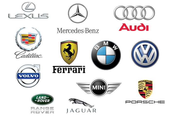 luxury auto repair brands