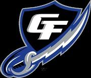 Georgia Force Logo Black