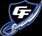 Georgia Force Logo Black