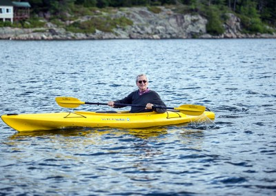 Kayaking Bill Moore 2