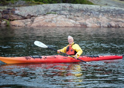 Kayaking Bob Matthews