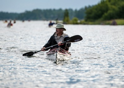 Kayaking Rob Muir