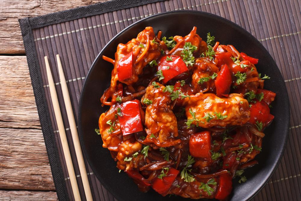 Sweet n' Sour Chicken HongKong Style