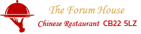 Forum House Chinese Restaurant, Great Shelford, Cambridge CB22 5LZ