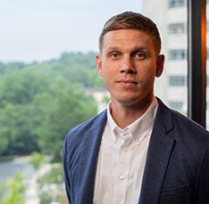 Business Development (Defense/VA) Director Jesse Williams