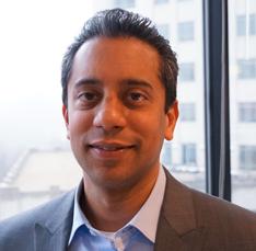 Real Estate Director Rana Lahiri