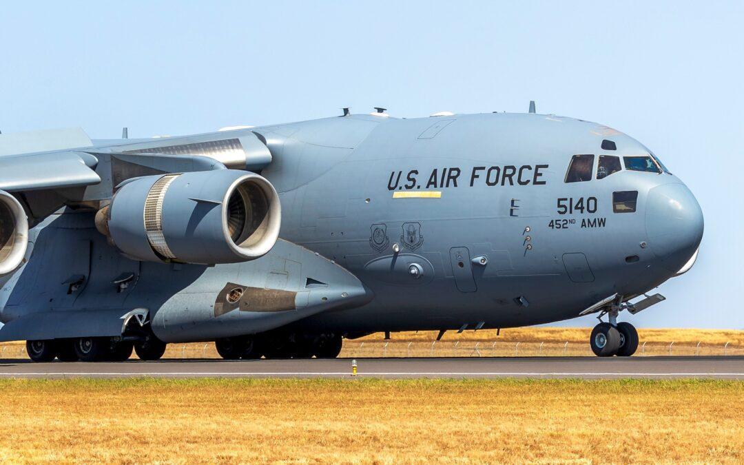 Air Force's Comprehensive Planning Platform