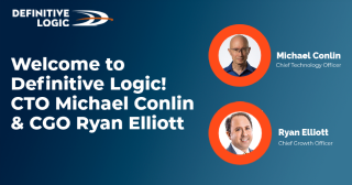 Definitive Logic's Exceptional Leadership Grows with New CTO Michael Conlin and CGO Ryan Elliott