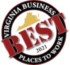Virginia's Best Places to Work Logo