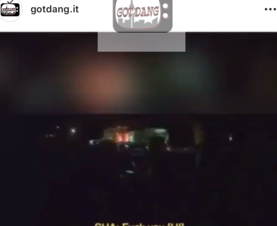 Video of 6ix9ine being kidnapped released
