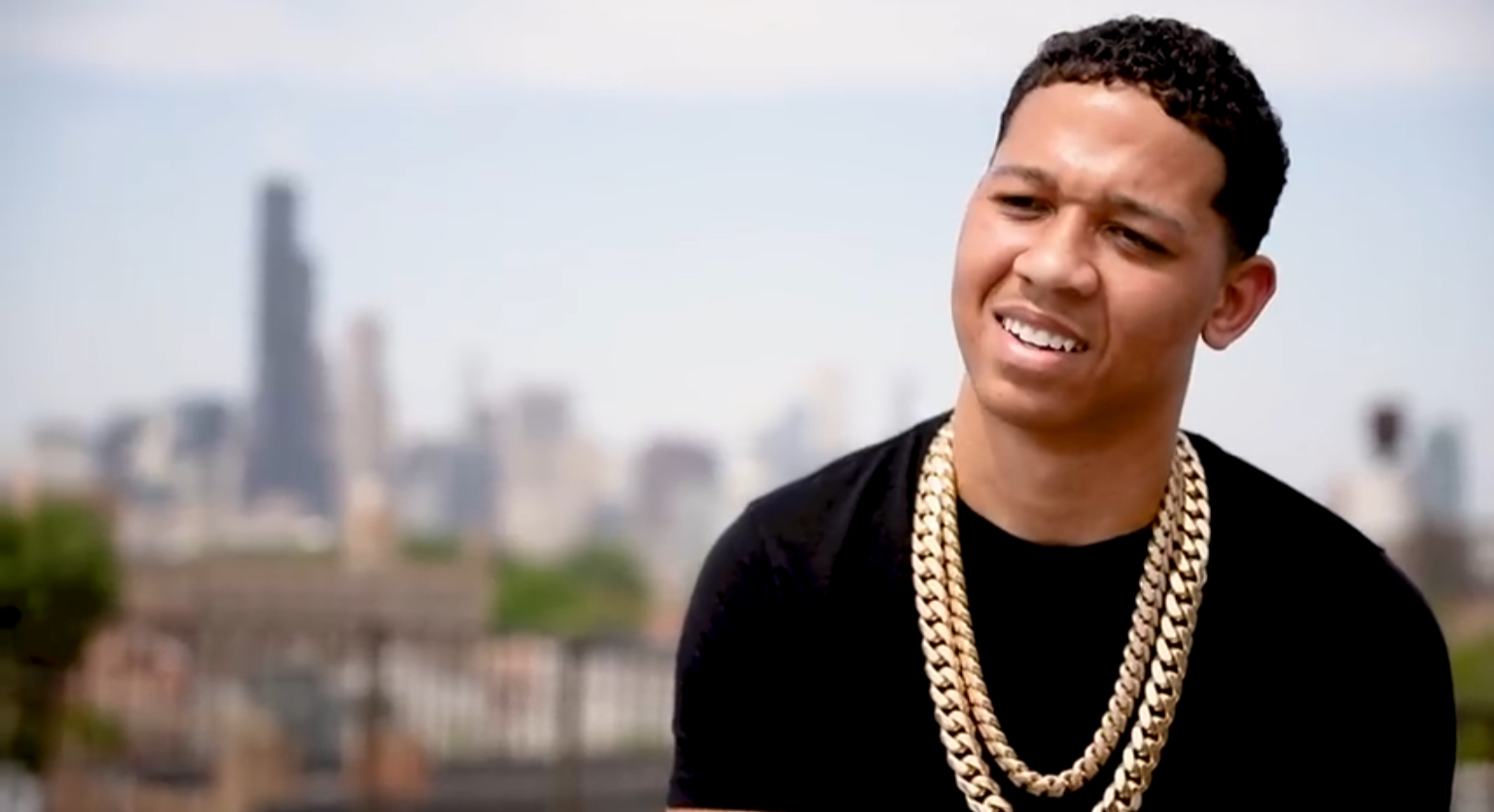 Lil Bibby explains transitioning from an Artist to a Record label executive