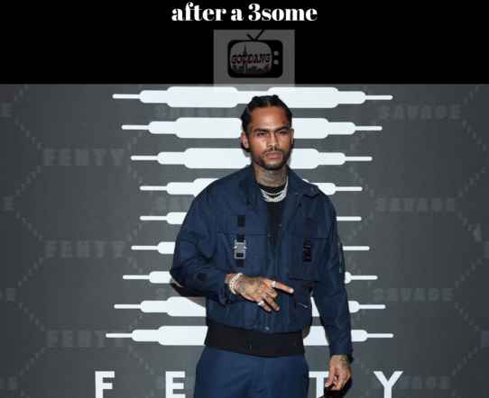 Dave east gets charged with battery during 3some !