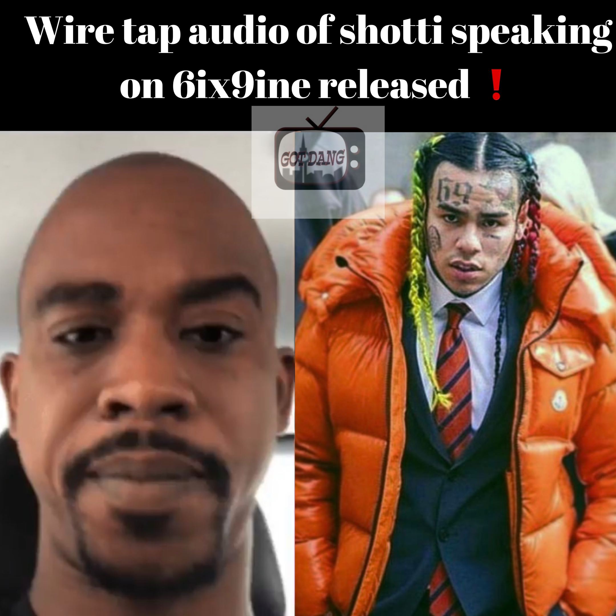Wire tap Audio of shotti released