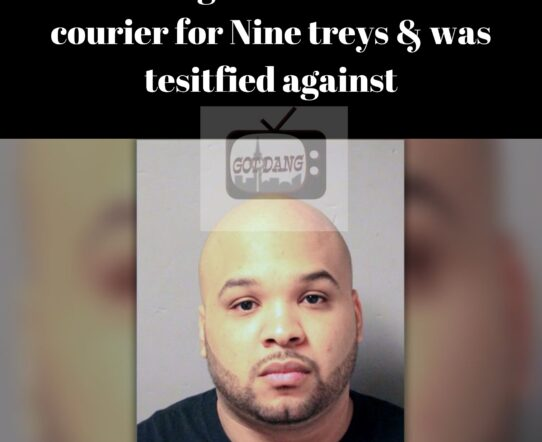 NYPD sergeant was a drug courier for Nine Treys & was testified against !