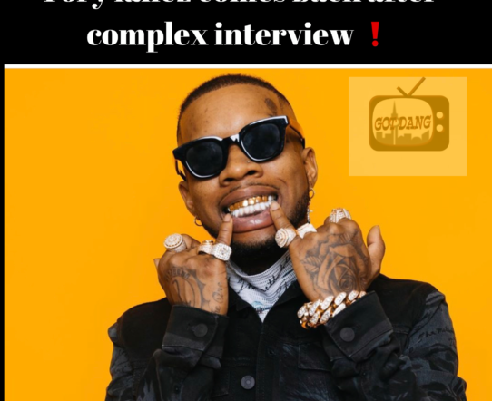 Tory Lanez responds about video of him talkin about 6ix9ine situation !