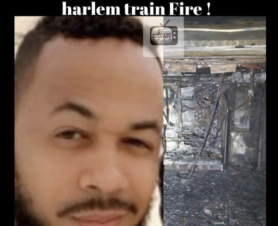 2/3 train caught on fire 1person killed 16 injured