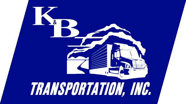 K&B Transportation Logo