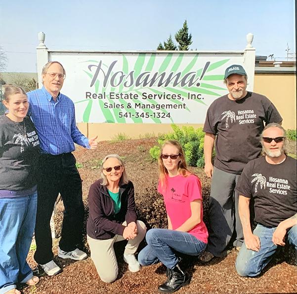 Hosanna Real Estate Services, Eugene, Oregon