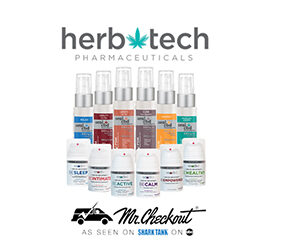 HERB TECH PHARMA SIGNS AGREEMENT WITH  MR. CHECKOUT TO  REACH INDEPENDENT PHARMACIES  NATIONWIDE.