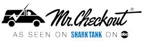 Mr. Checkout logo