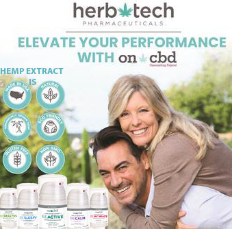 Herb Tech Pharmaceuticals In Golf Digest Magazine