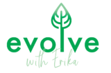 Evolve With Erika Logo