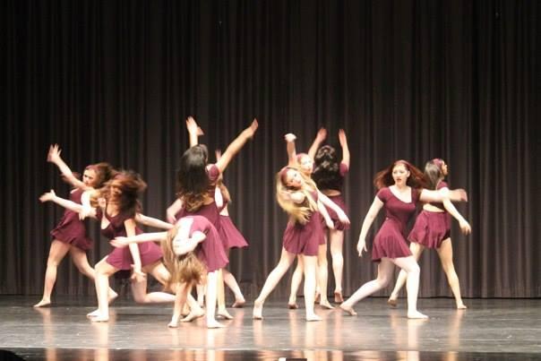 Modern Dance Class