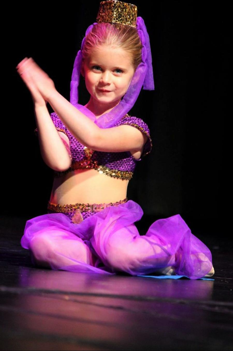 Pre-School Dance Program