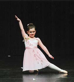 Pre-Ballet Dance Class in Prince Rupert