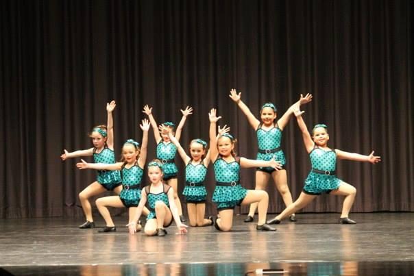Pre-Jazz Dance Class