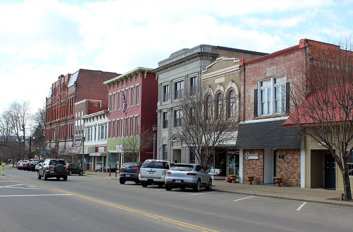 Coshocton, OH Main Street Historic District