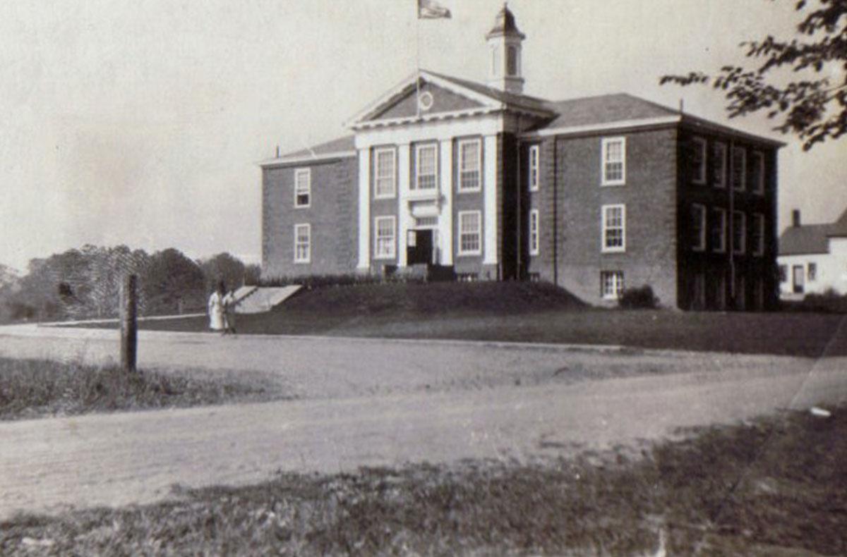 Mantua Center School Portage County, OH