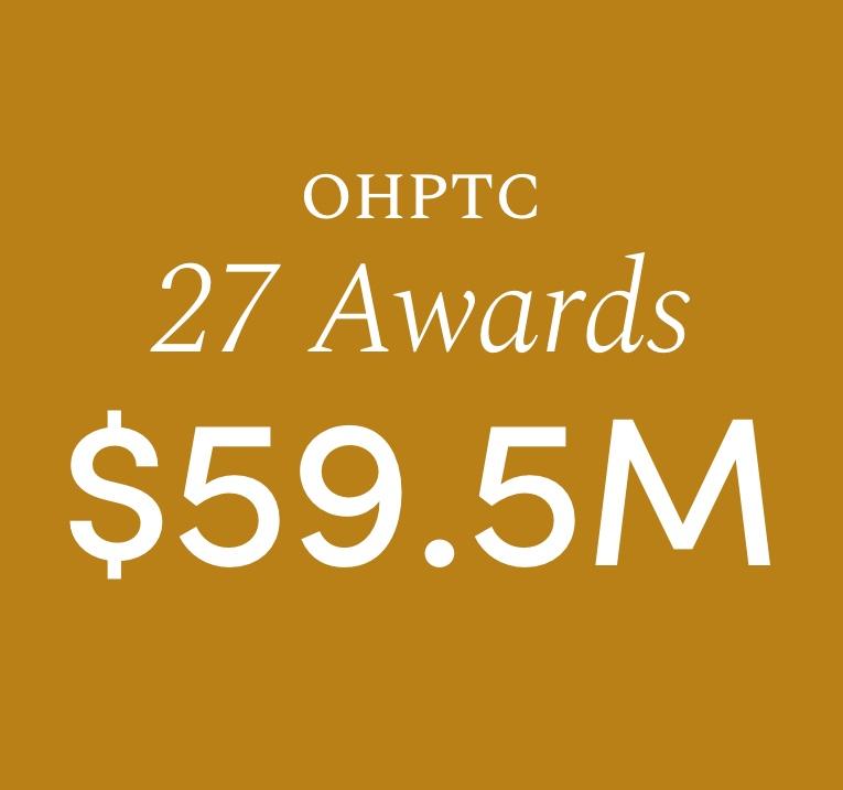OHPTC 27 Awards