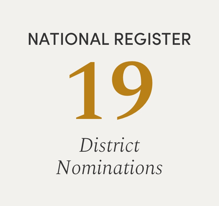 19 District Nominations