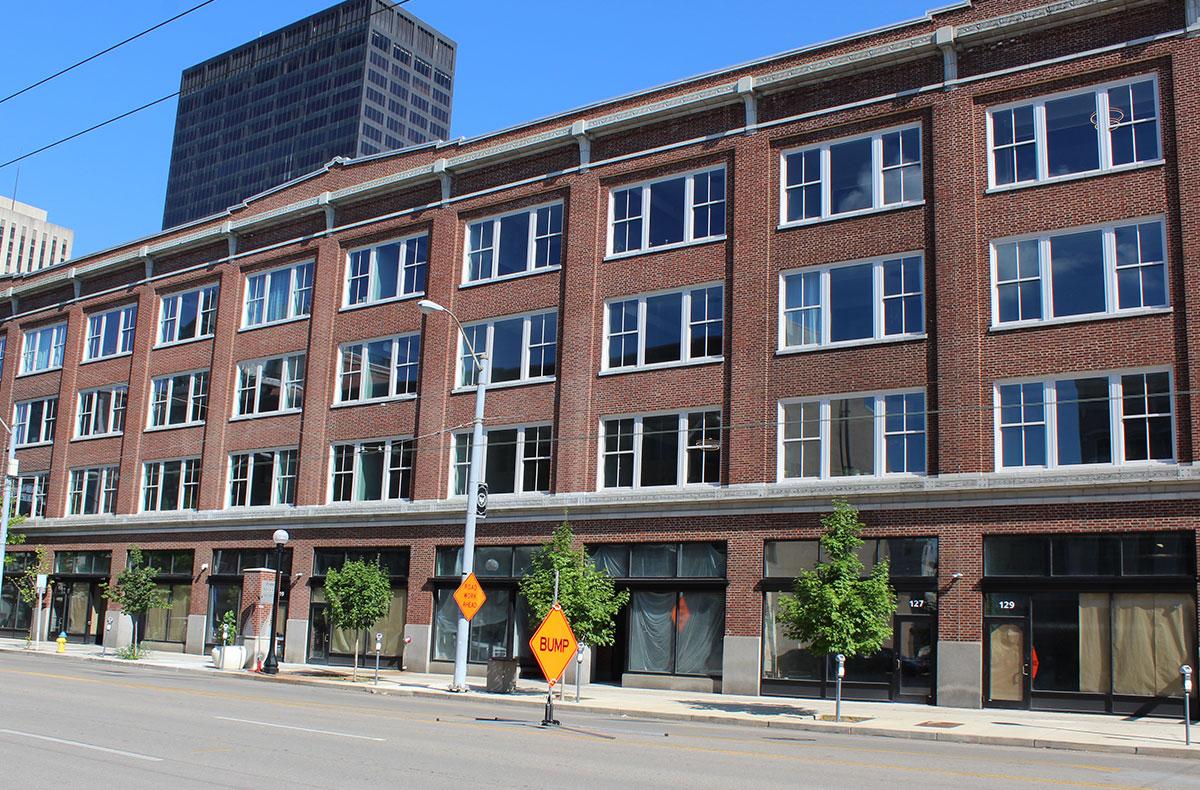 Elks Building & Huffman Block
