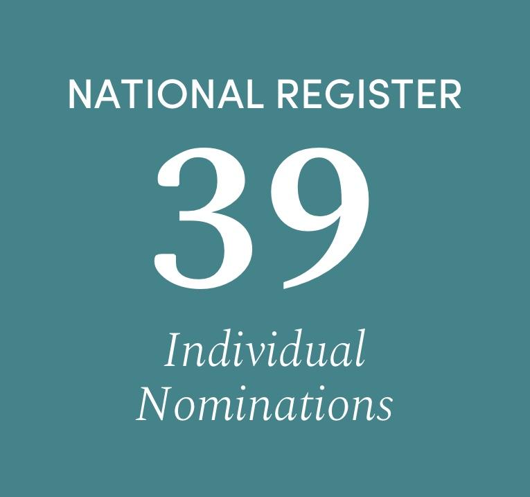 38 Individual Nominations