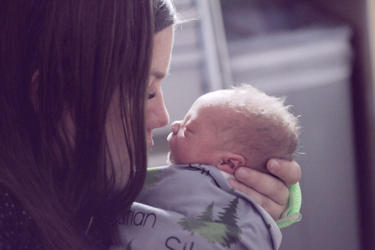 Postpartum body image