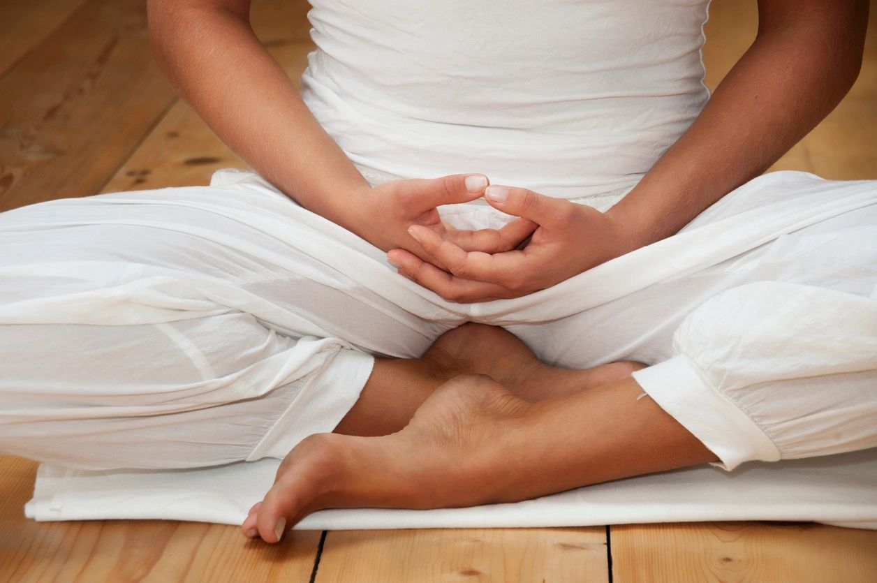 Postpartum body mindfulness meditation