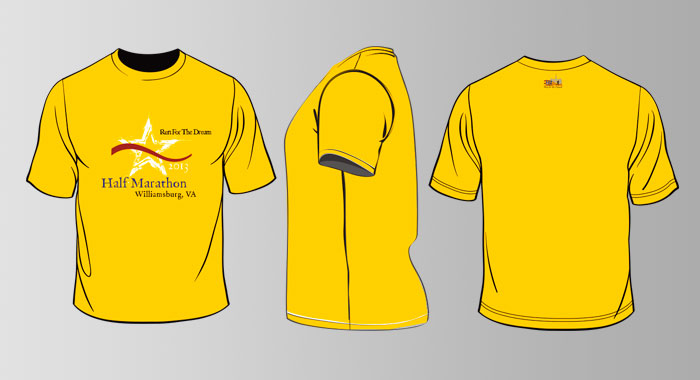 Event T-Shirts by BRITE