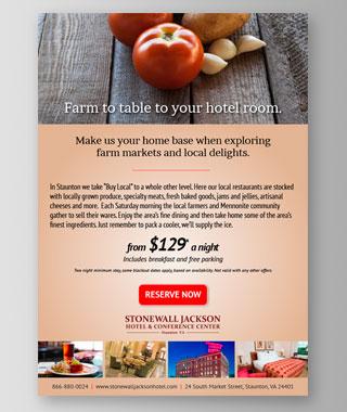 Hotel Digital Advertising by BRITE