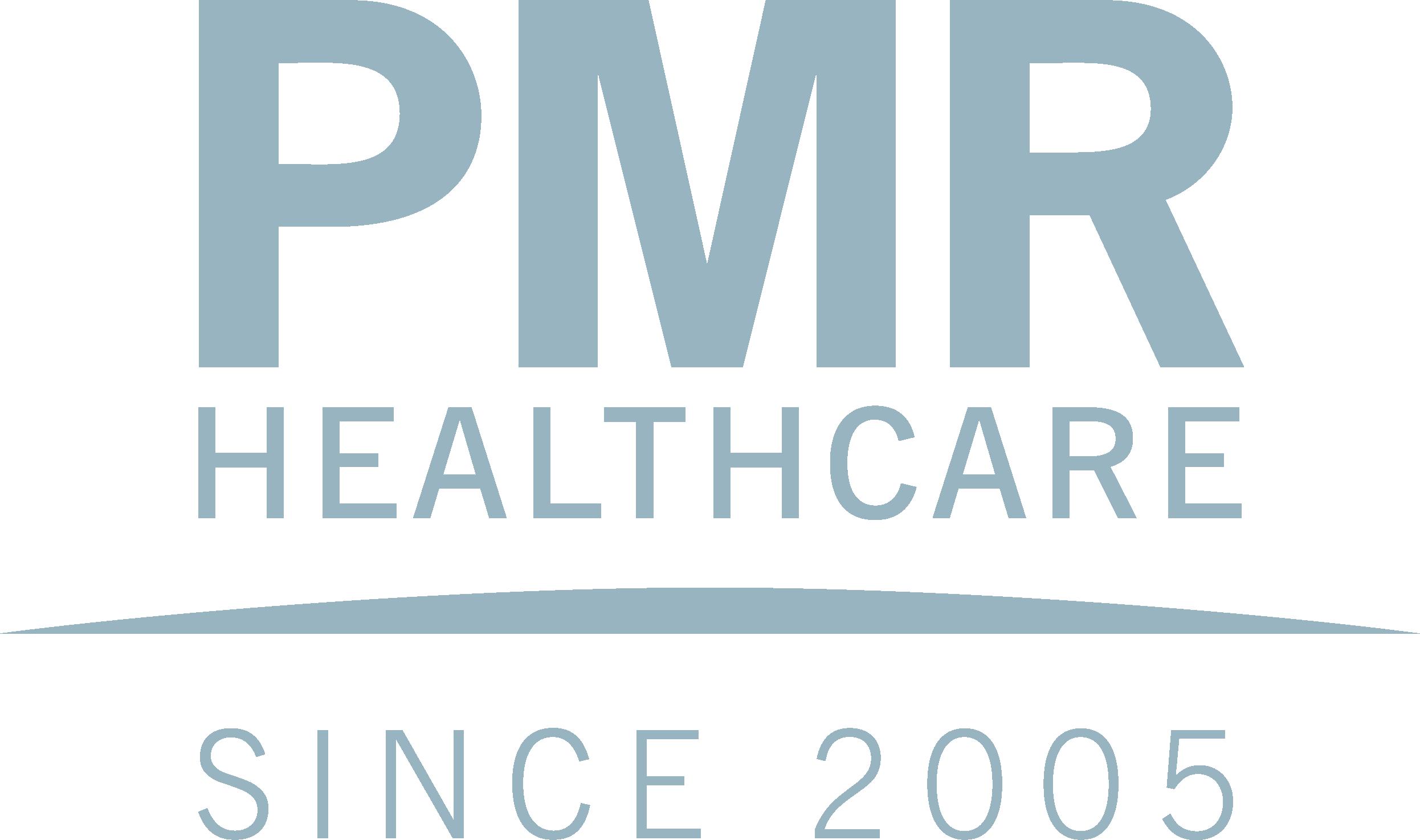PMR Healthcare Logo