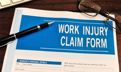 divorce and worker's compensation