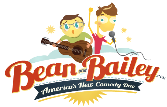 Bean and Bailey   Hilarious Inspirational Comedy.