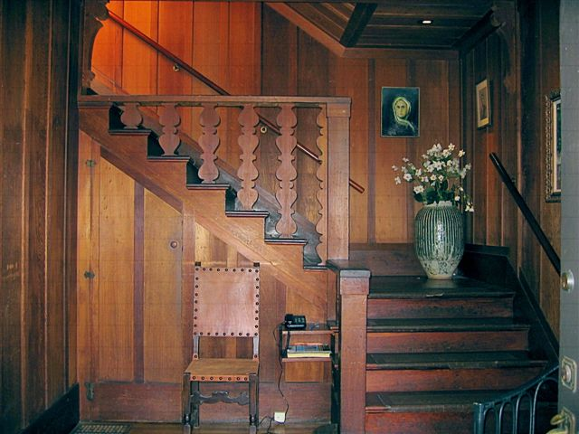 8 Stairs up 2nd Floor