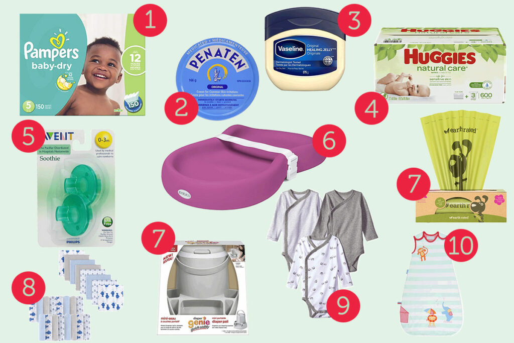Dad' Guide to Easier Diaper Changes