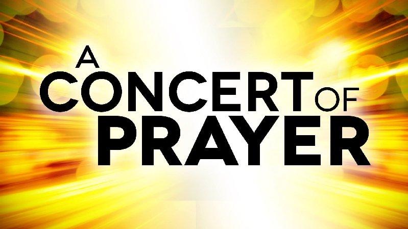 concert of prayer new