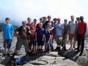 Men's Retreat to Monadnock