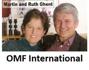 Martin and Ruth Ghent - OMF International missionaries in Japan