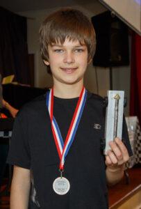 Grand Champion Robert R of Pomfret